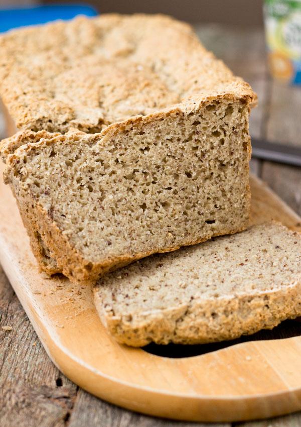 Gluten free whole wheat bread