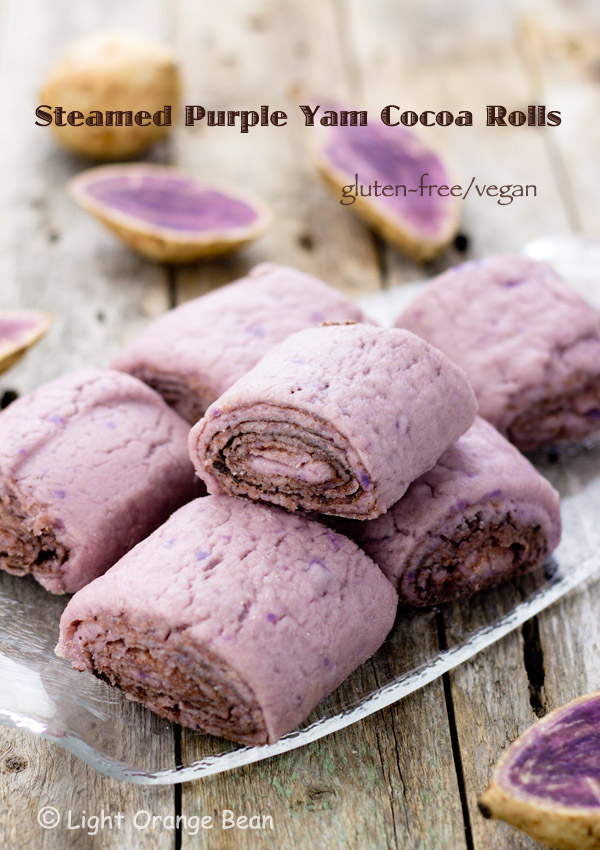 Can you believe these steamed rolls are gluten-free? They are as soft, spongy, and chewy as those steamed wheat buns.