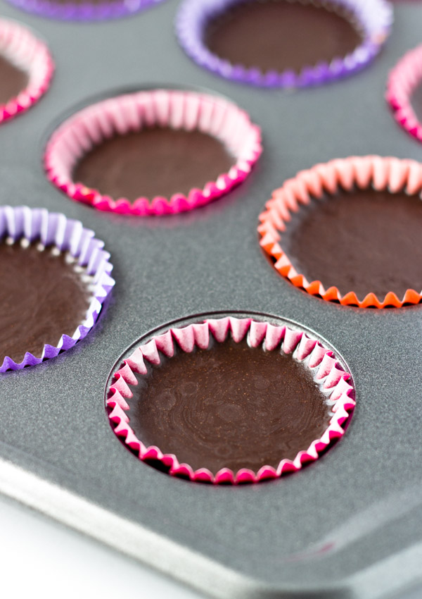 Vegan Peanut Butter Cups
