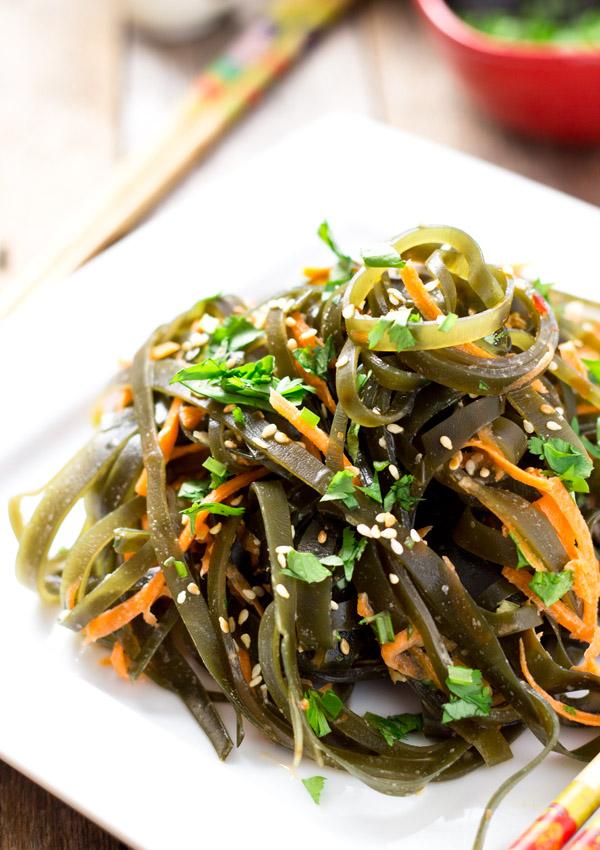 Chinese Seaweed Salad