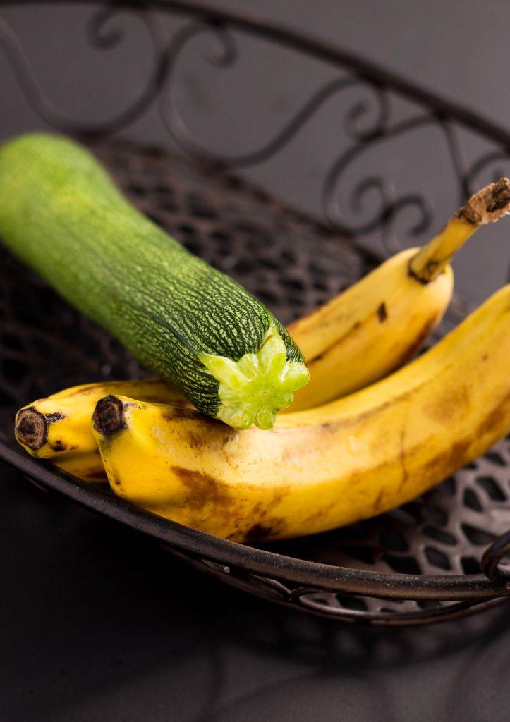 Gluten-free Banana Zucchini Bread