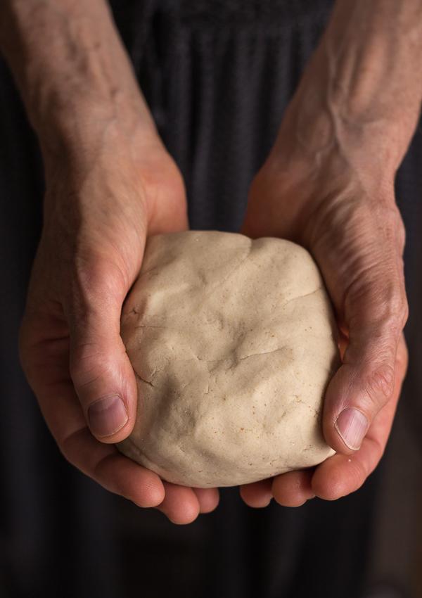 Yeast Dough Gluten-free Pita Bread