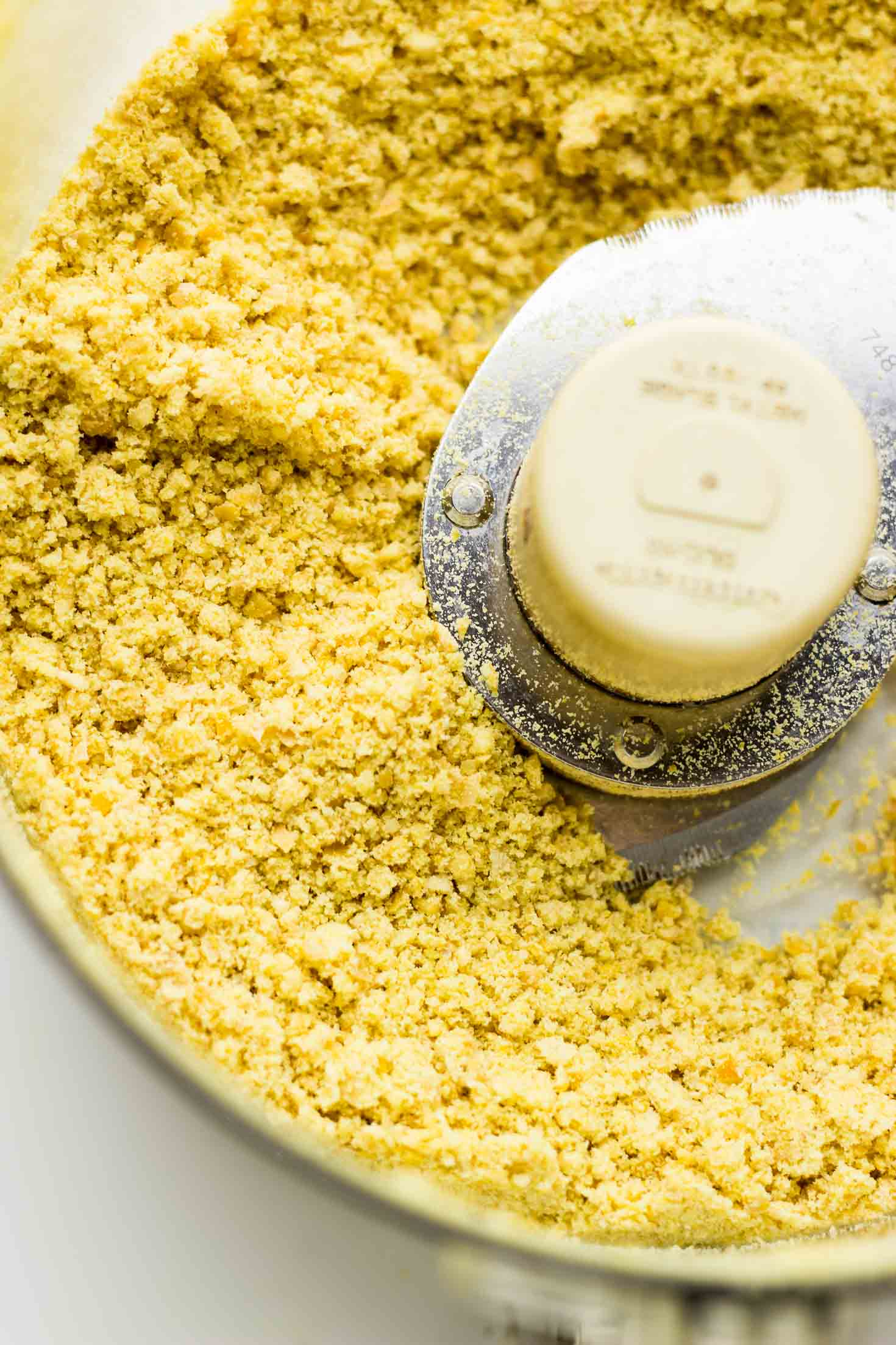 Nut-Free Vegan Parmesan Cheese