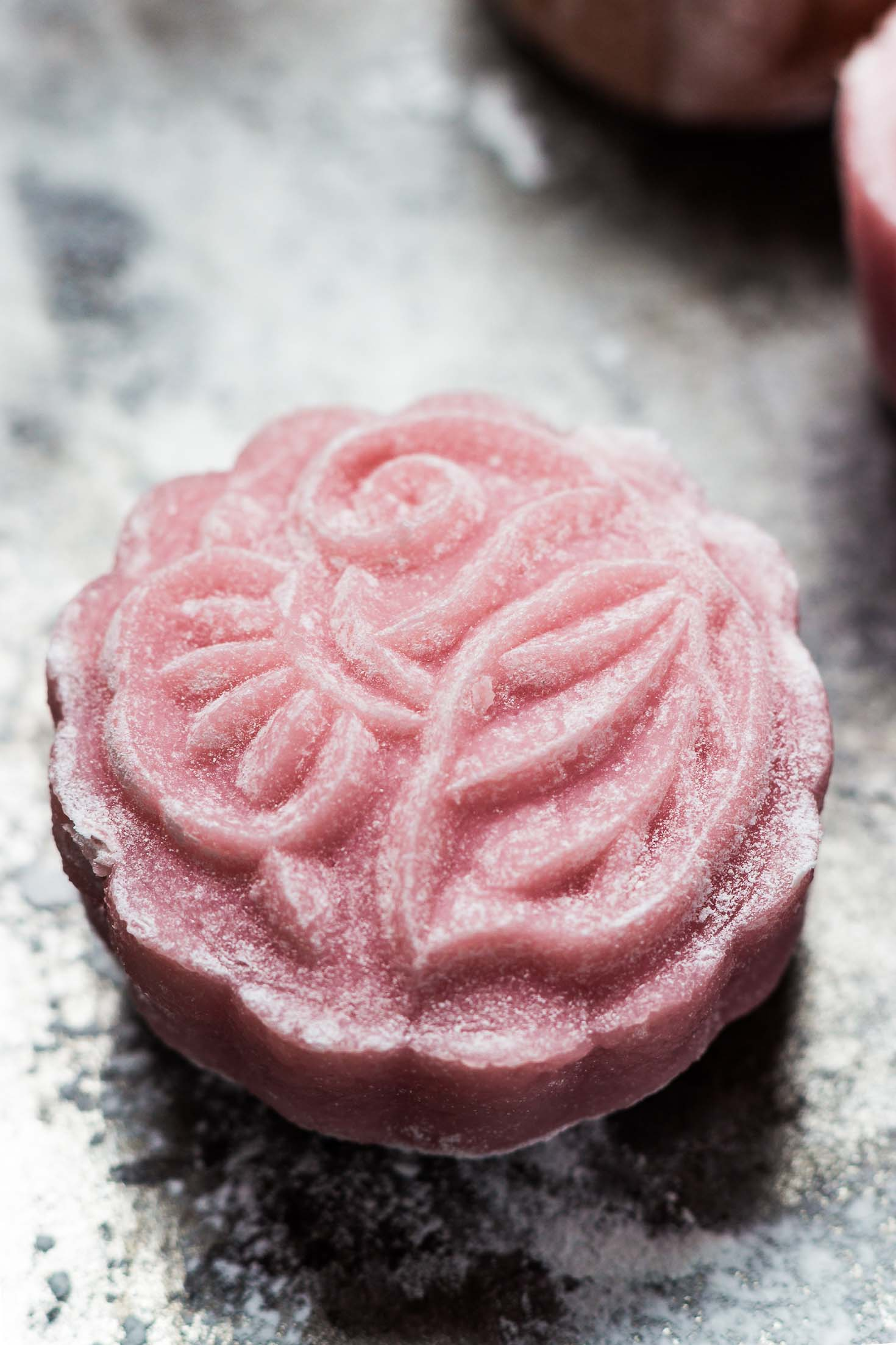 Pineapple Filled Gluten-Free Snow Skin Mooncakes | Light ...