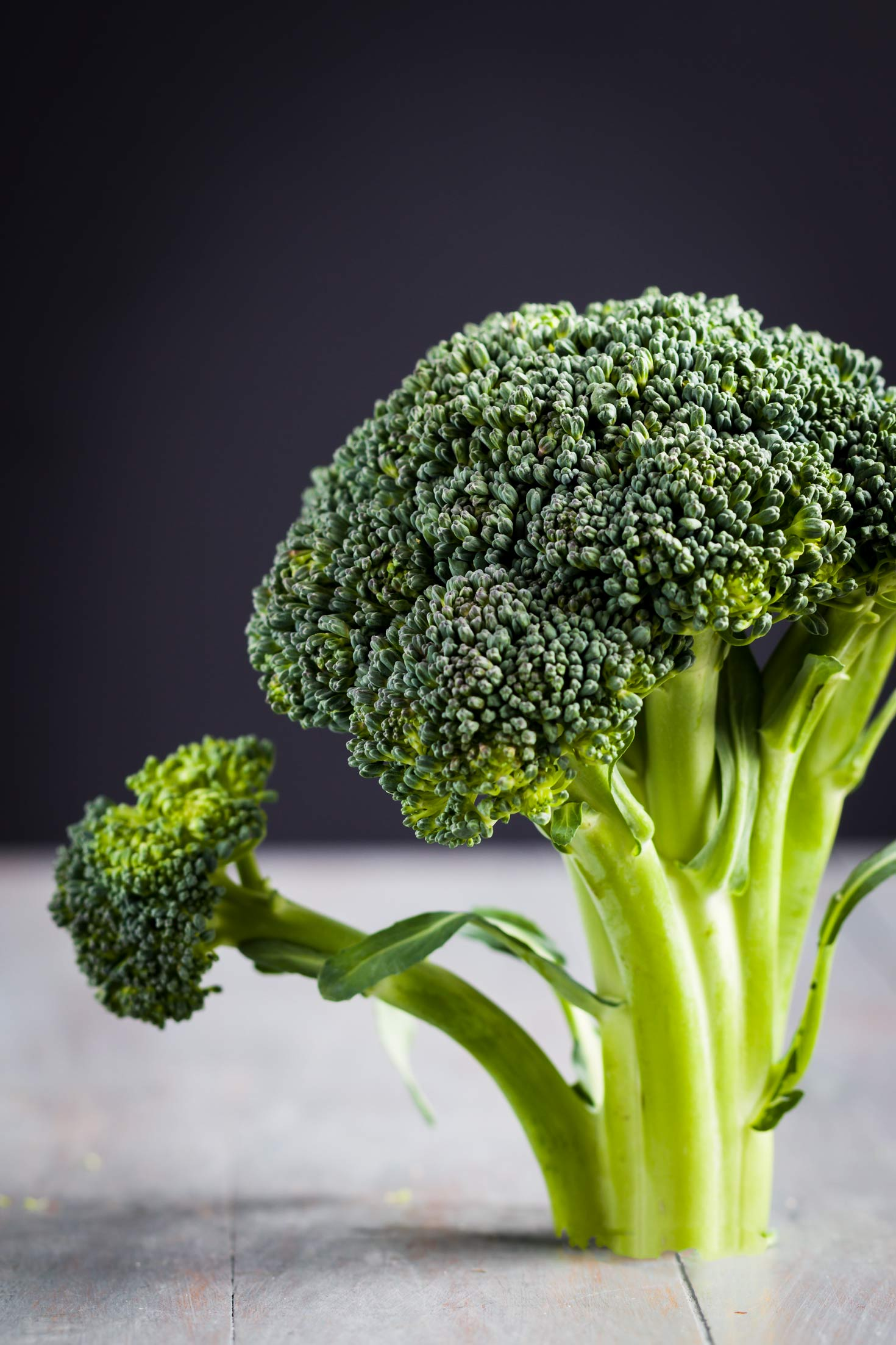 Brown Rice Cream of Broccoli Soup-broccoli