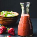 Mustard Seeds Strawberry Balsamic Vinaigrette Dressing