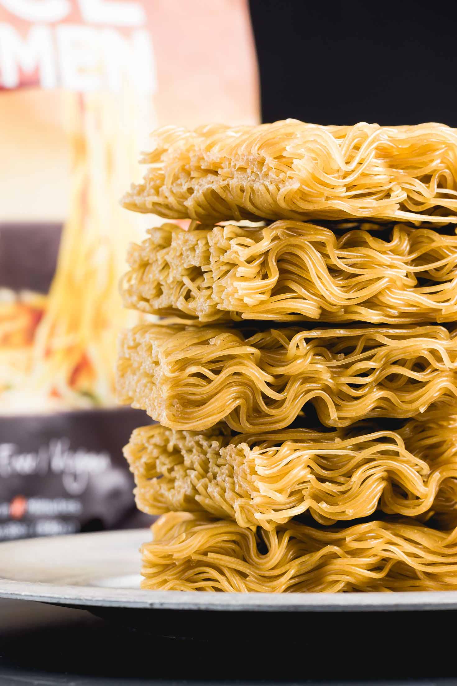 Lotus Brand Gluten-free Ramen-5 pieces stacks