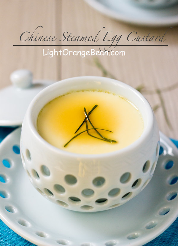 Chinese steamed egg custard forumfinder Images