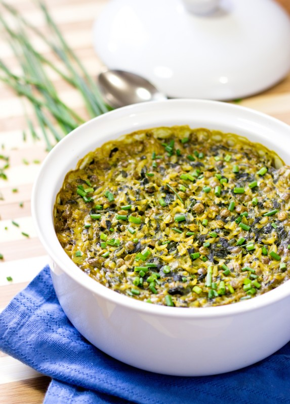 Curried Spinach Rice Lentil-01