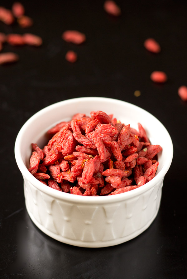 Goji Berry Granola