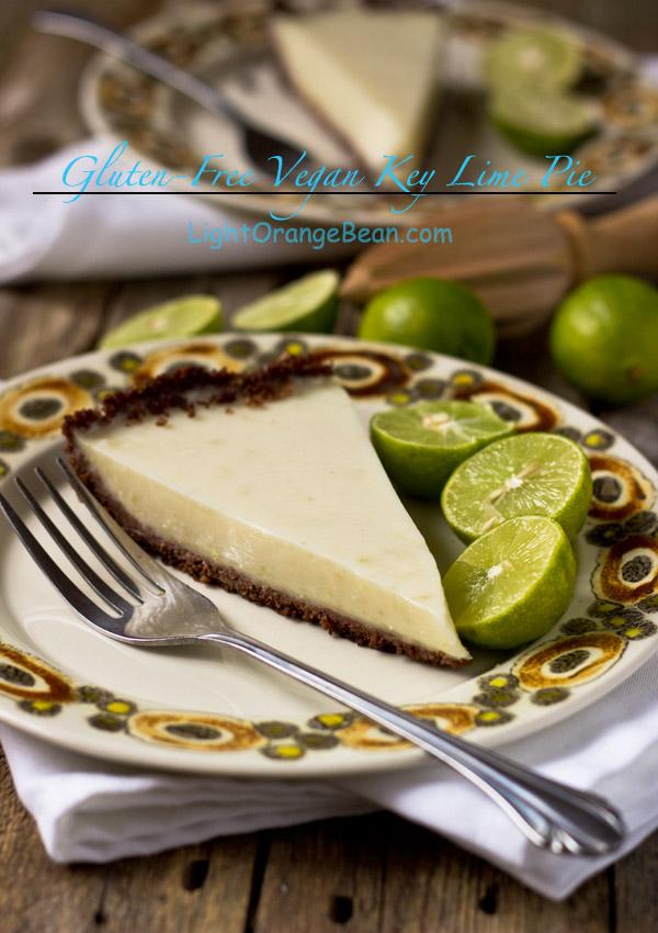 Key Lime Pie-side view