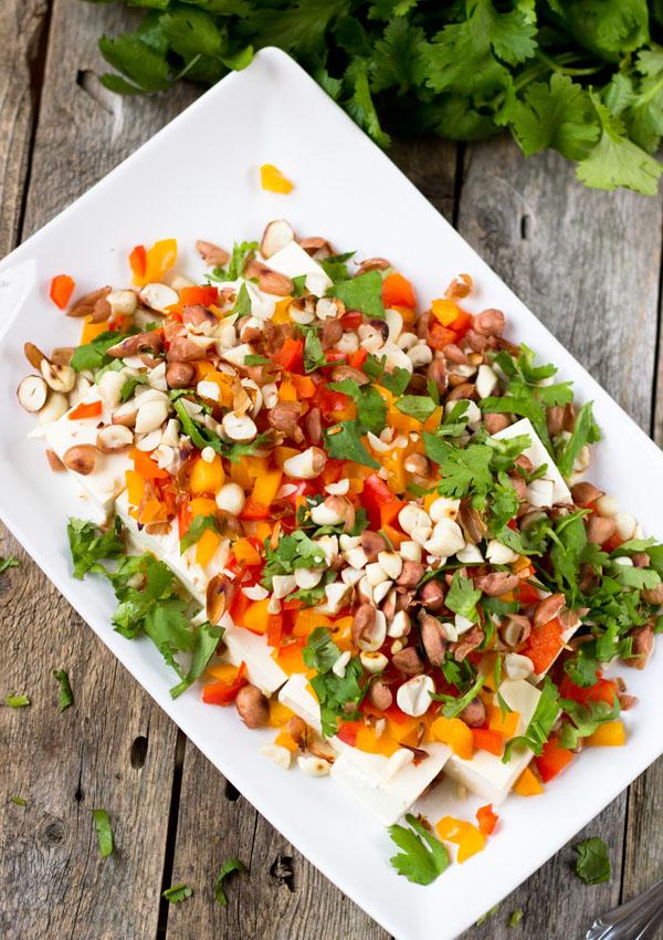 Rainbow Tofu Salad-01