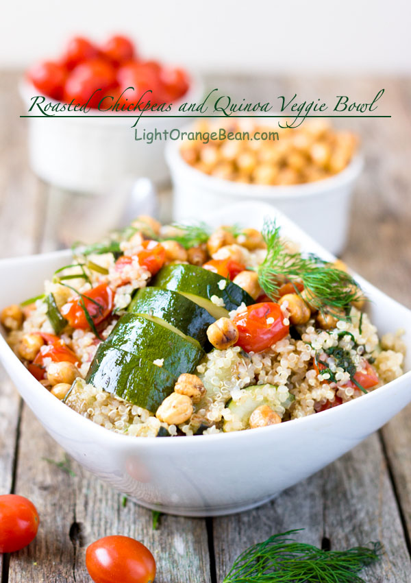 Roasted Chickpeas and Quinoa Veggie Bowl-01
