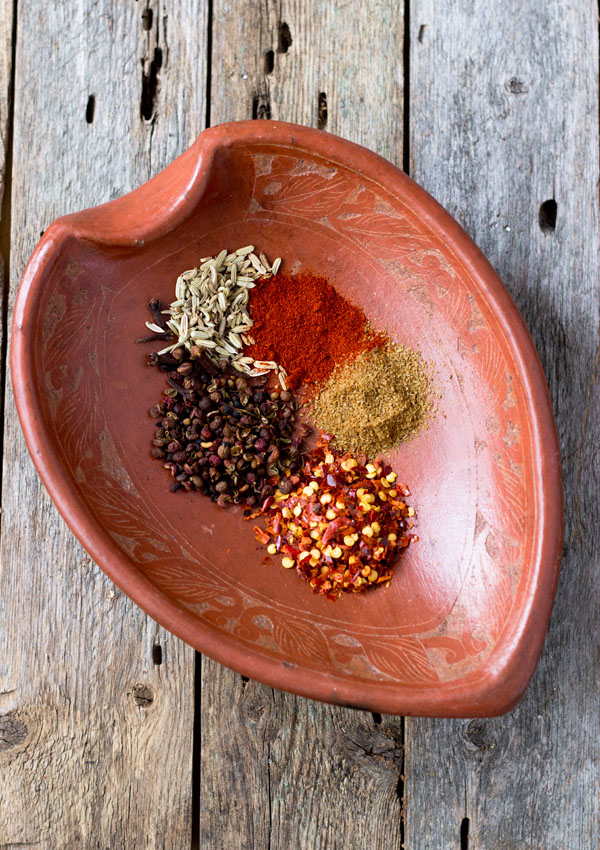 Sichuan Chili Sauce-spices