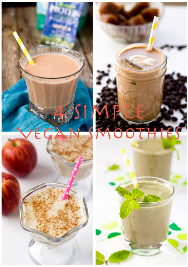 The Sunwarrior protein powder mixes are tasty and easy to blend with non-dairy milk, fruits, or both. They are great products for vegan smoothie.Thumbs up!