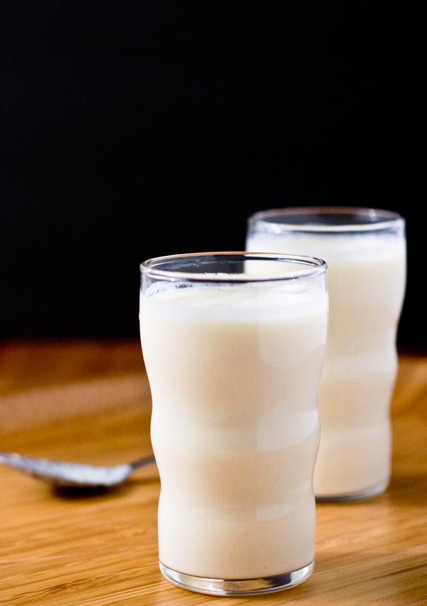 soy milk kefir