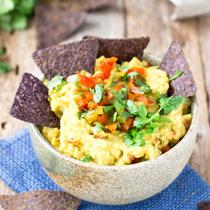 Healthy Spicy Cauliflower Dip