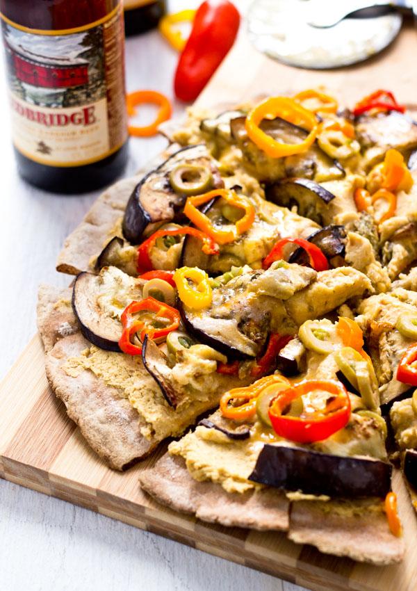 Eggplant Hummus Pizza-03