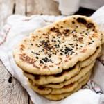 Gluten-Free Naan Bread