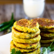 Indian Potato Patties Aloo Tikki