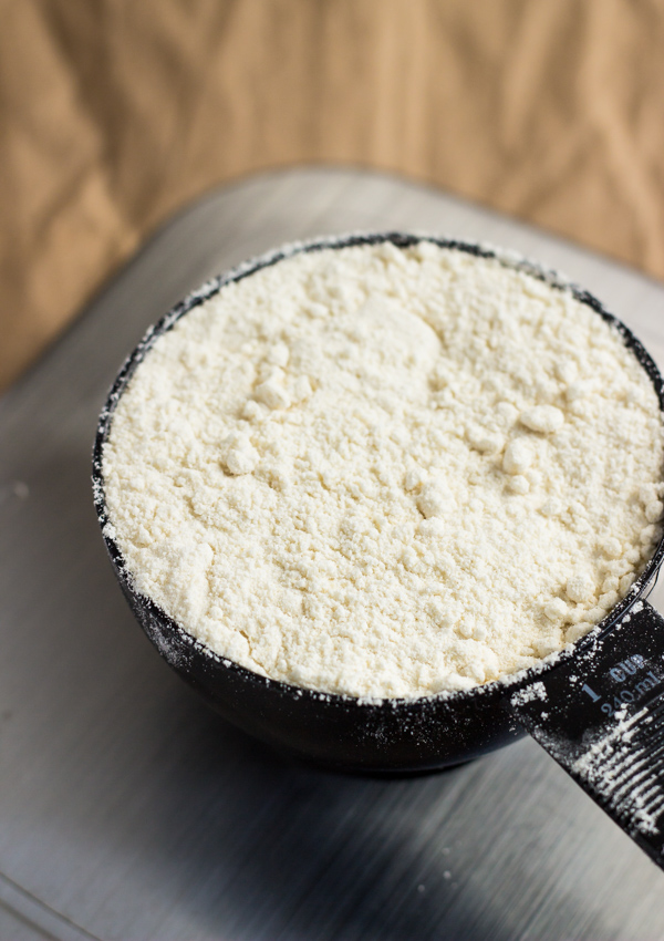 DIY All-purpose Gluten-free Flour from Grains