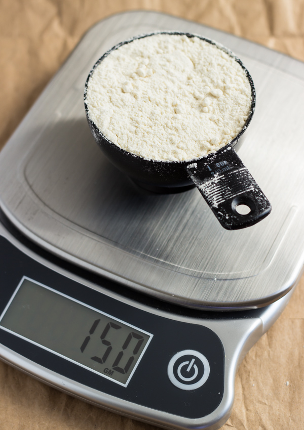 DIY All-purpose Gluten-free Flour from Grains