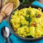 South India Lemon Rice