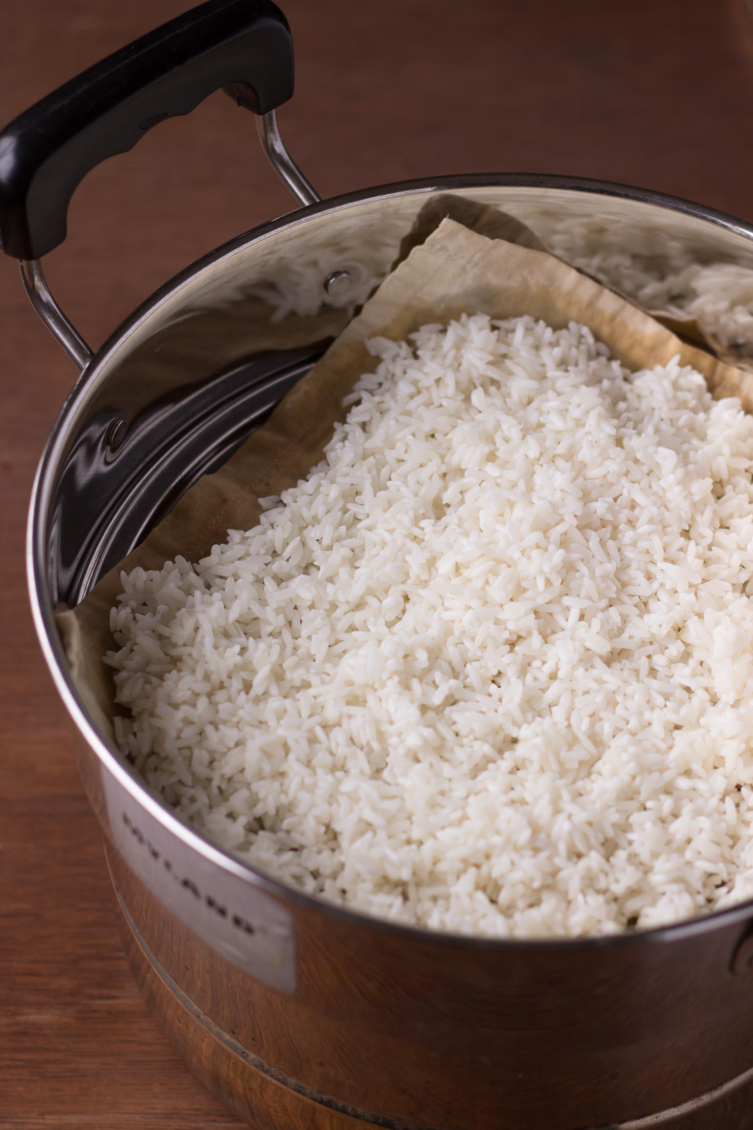 How to Make Fermented Sweet Rice (Jiuniang, Tapai)