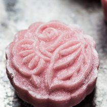 Pineapple Filled Gluten-free Snow Skin Mooncakes