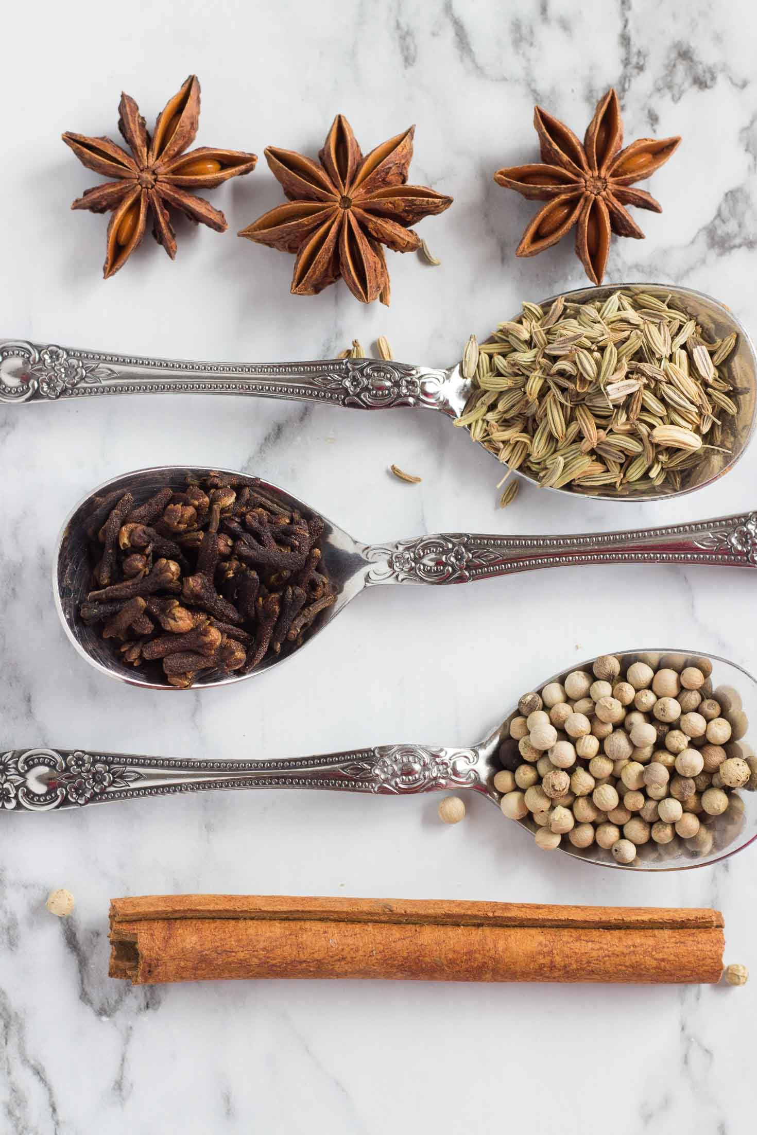 Chinese 5-Spice Powder Ingredients