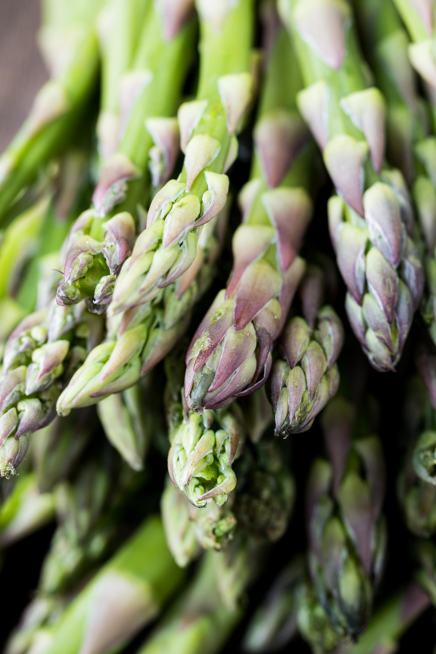 asparagus-close up view