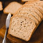 The Best Homemade Gluten-free Bread-small square image
